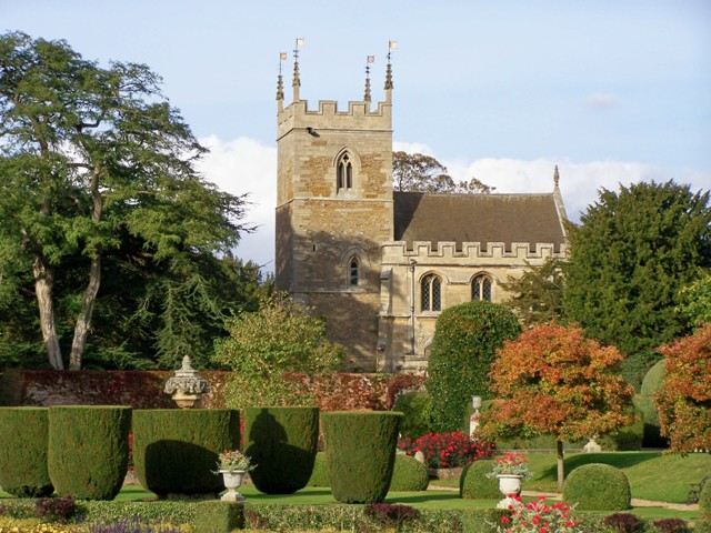St. Peter & St. Paul Church, Belton, Nr Grantham, Lincolnshire